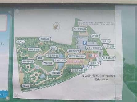 都市緑化を考えた公園