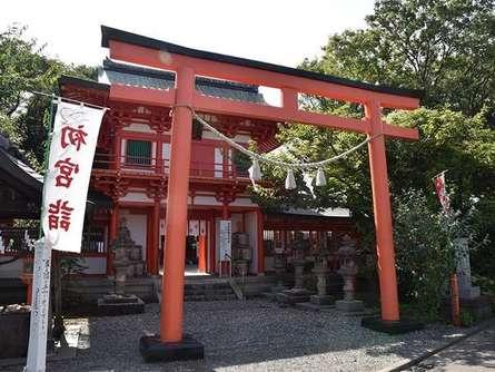 お辞儀をする鹿がいる「相州春日神社」に行ってみよう!