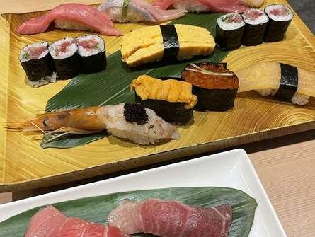 お値段以上の満足感が味わえる美登利寿司